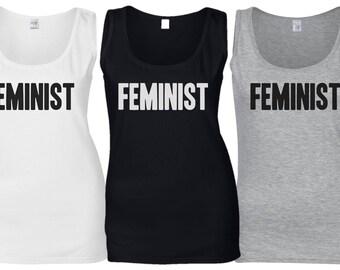 Feminist Ladies Vest