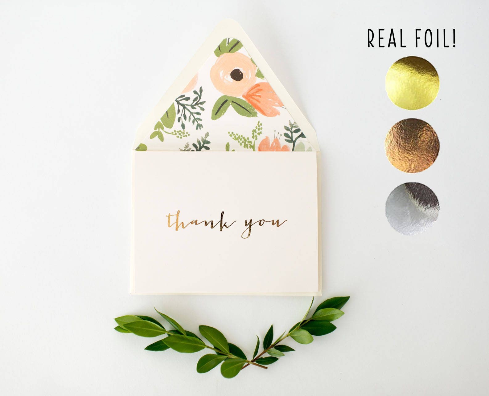 bridal shower thank you cards etiquette%0A when should you send out thank cards after bridal shower foil pressed thank  you cards wedding