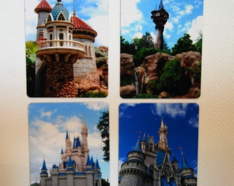 Disney Princess Magnet set #2-READY TO SHIP
