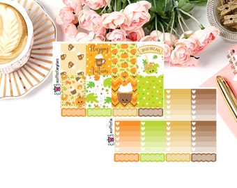 Fall treats Planner Kit  Erin Condren, Happy Planner , Recollections Planner
