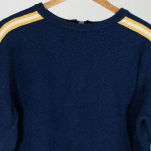 Wool Sweater, quarter zip.