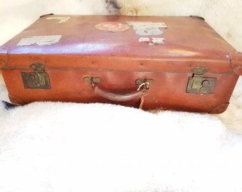 1931/1932 Antler Vintage Suitcase