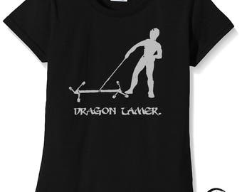 Dragon Tamer Tshirt for him & her