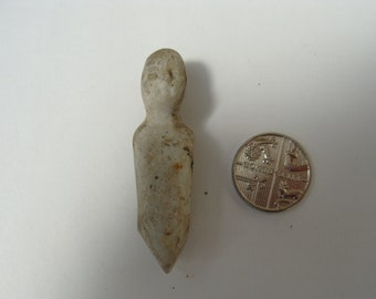 English River Thames Finds Mudlark, Bisque Doll  -  Artifacts.