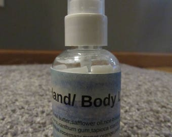 2 oz. Hand/Body Lotion