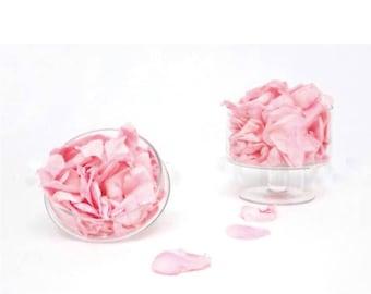 Preserved rose petals, real rose, forever rose, rose petal, eternal rose, table decorations, wedding decorations, preserved flower, rose