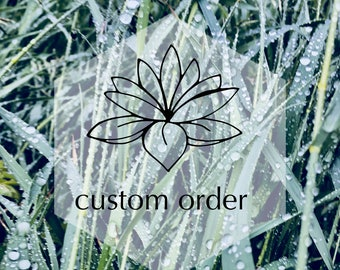 Custom Request Order