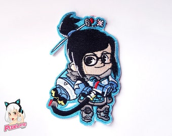 NEW! Mei Cute Embroidered Patch
