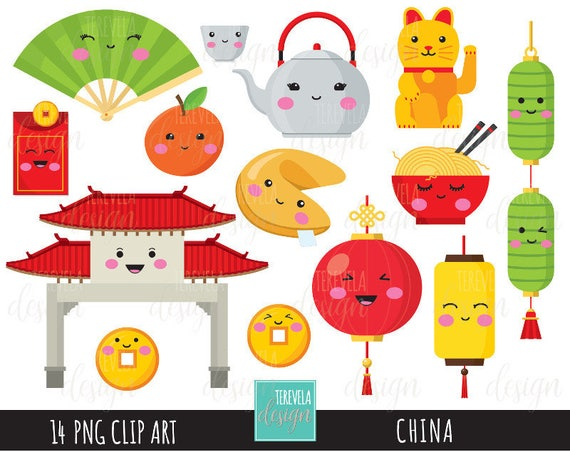 50 sale china clipart digital clipart commercial use rh etsy com china clipart map china clipart gif