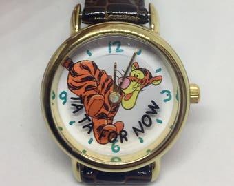 Disney Tigger Timex Watch