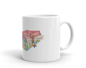 Magic Books Mug