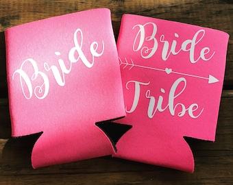 Bride Tribe   Can Coolers   Bachelorette   Bachelorette Party Favors