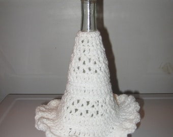 Formal Gown Wine Bottle Cozy