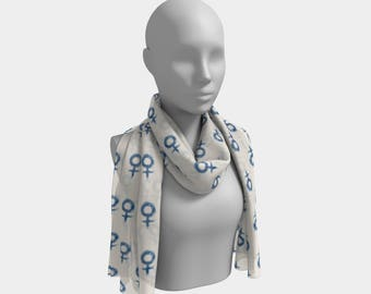 Be Your Own Goddess Long Scarf