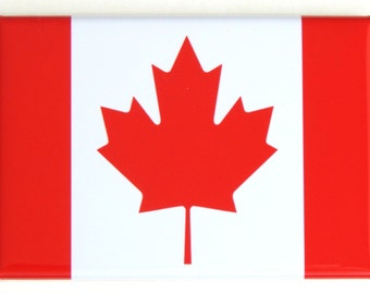 Flag of Canada Fridge Magnet