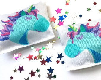 Unicorn Catnip Cat Toy ~ Blue Unicorn ~ Unicorn Toy ~ Organic Catnip