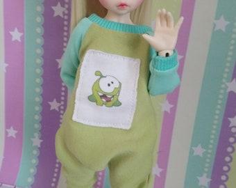 Littlefee YOSD clothes pajamas