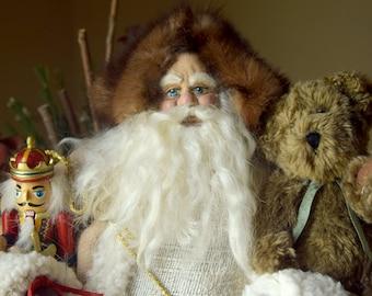 Woodsman Santa