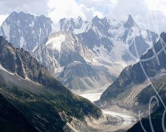 Mountains - 8x10 ( 20 x 27 cm) Fine Art Photograph