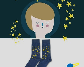 Sock - star