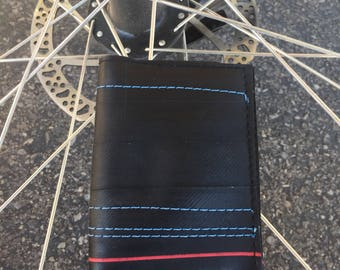 Recycled Bike Tire Wallet