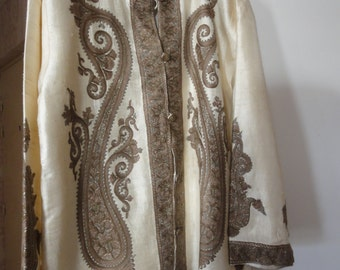 INDIAN SILK JACKET