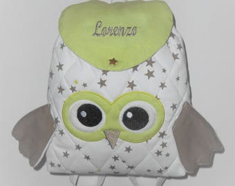 personalized OWL kids backpack