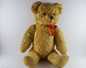 teddy bears stuffed vintage hard