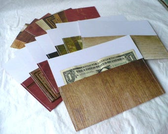 Money Envelopes Budget System, Double Pocket, Money Envelopes, Budget Envelopes, Double Pocket Envelope System, Set of 8