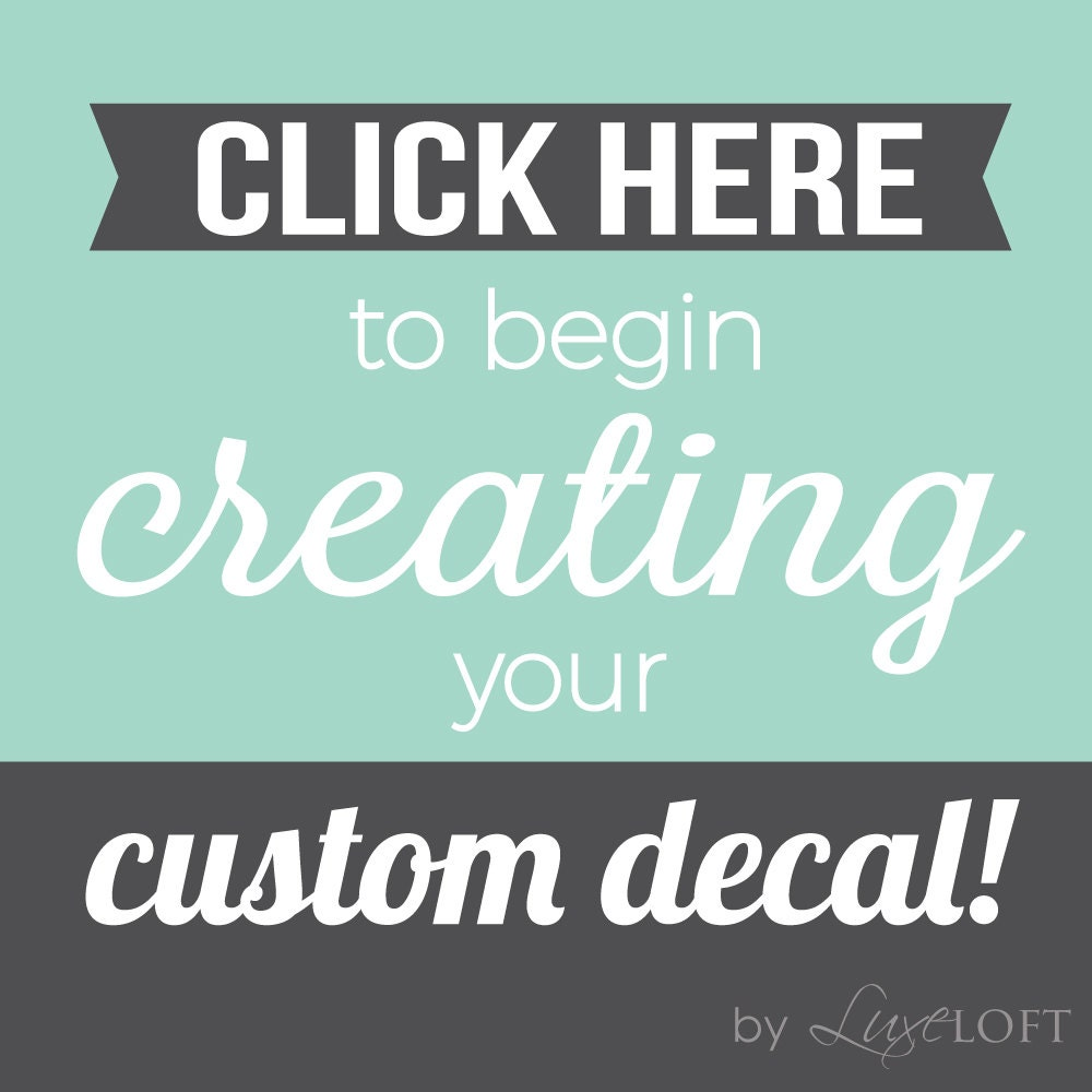 Create Your Own Quote Endearing Custom Wall Decal Custom Wall Decals Create Your Own Quote
