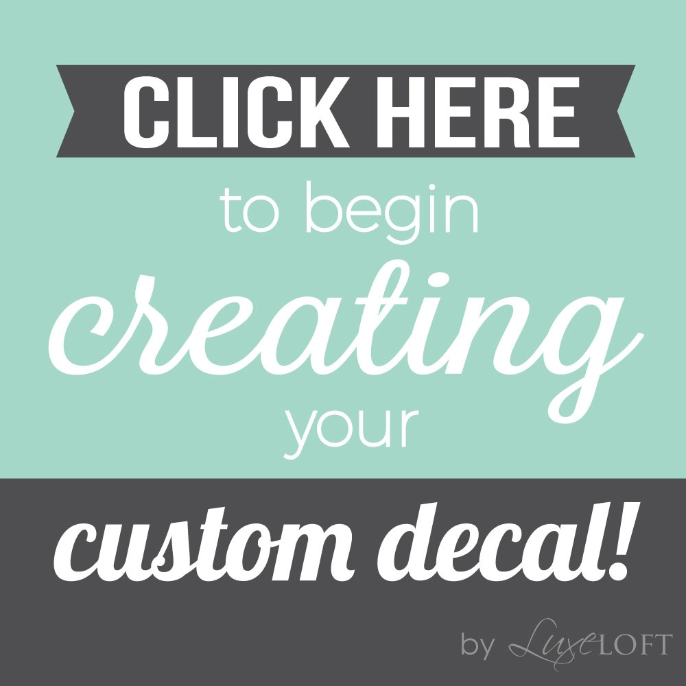 Create Your Own Quote Stunning Custom Wall Decal Custom Wall Decals Create Your Own Quote