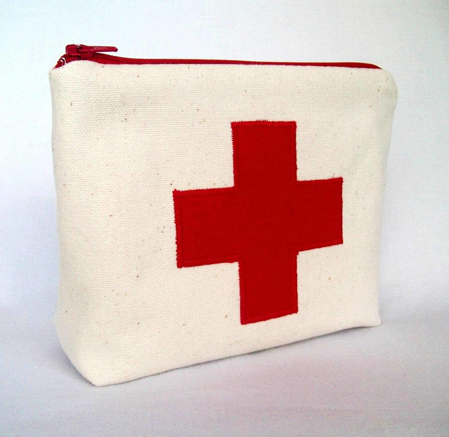 Red Cross Medicine Pouch First Aid Kit 7 X 5 X