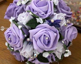 Natasha Bridesmaid Bouquet XS