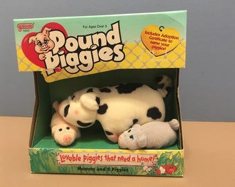 Pound Piggies NIB