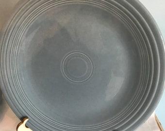Fiestaware Retired Periwinkle Dinner Plate