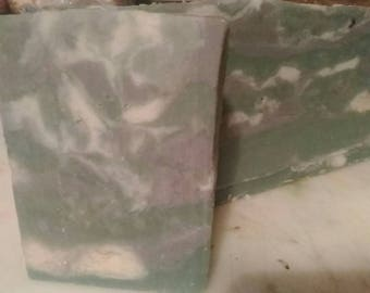 Mountain Cabin handmade soap