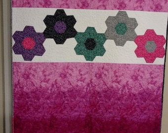 May Flowers Quilt