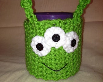 Alien Mug Cozy