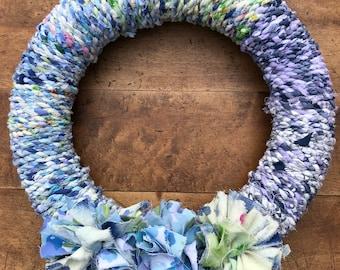 Fabric Twine Wreath