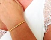 Open Bracelet, Thin Brace...