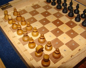 Real Russian Vintage chess.