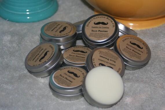Vanilla Bean Supreme 1 oz tin Solid Perfume tin