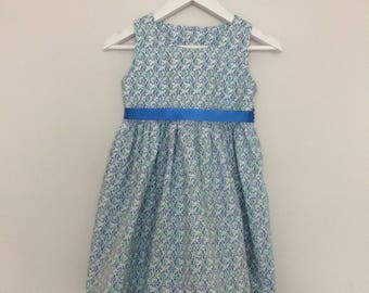 Girls party dress, age 2-3