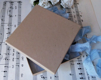 Cotton filled boxes Etsy
