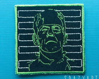 Frankenstein Monster Patch
