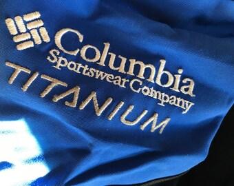 Columbia Sportswear Titanium Ski Parka