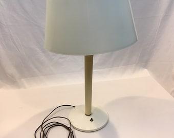 Vintage Mid-Century 1950-60's Lightolier Lumilon II Table Lamp