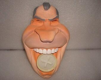 RARE Vintage President Nixon Novelty Shower Head 1987 / President Collectible