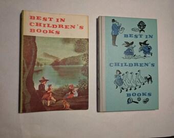 Best in Childrens Books 1958 Vol 19 Rip Van Winkle