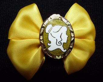 Disney bow - Princess Belle profile